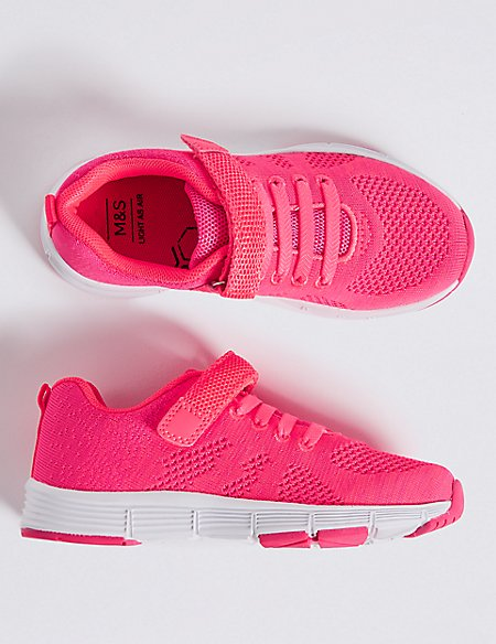 Kids' Knitted Fashion Trainers (5 Small – 12 Small)