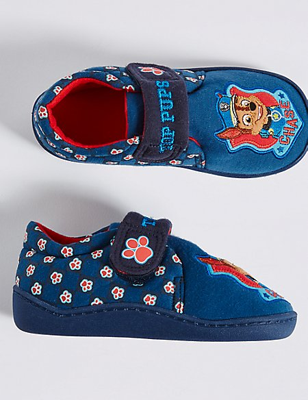 Kids' Paw Patrol Slippers (6 Small - 12 Small)
