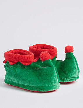 Kids' Slipper Boots (5 Small - 7 Large)