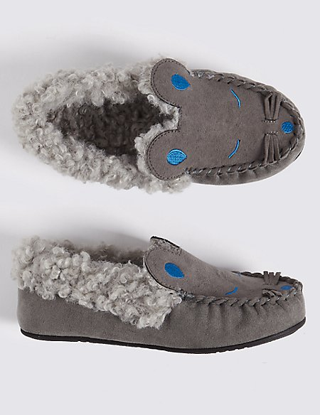 Kids' Slip-on Slippers (5 Small - 12 Small)