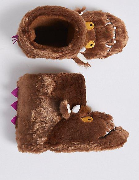 Kids' The Gruffalo™ Slippers (5 Small - 12 Small)