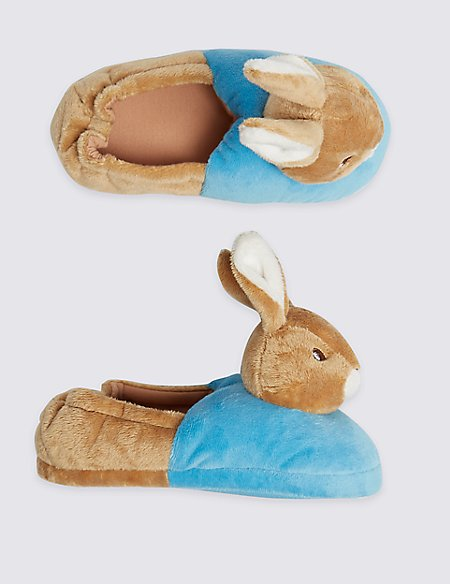 Kids' Peter Rabbit™ Slippers (5 Small - 12 Small)