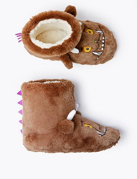 Kids' Gruffalo™ Slipper Boots (5 Small - 12 Small)