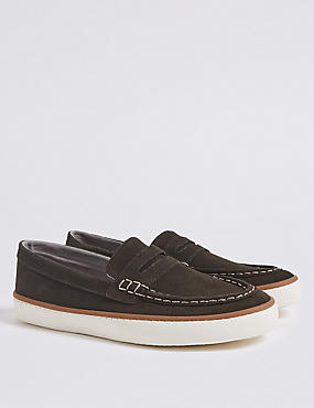 Kids' Loafer Slip-on Shoes (13 Small - 7 Large)