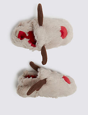 Baby Reindeer Pram Shoes