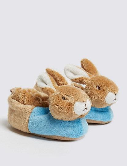 Peter Rabbit Baby Booties Gift Set