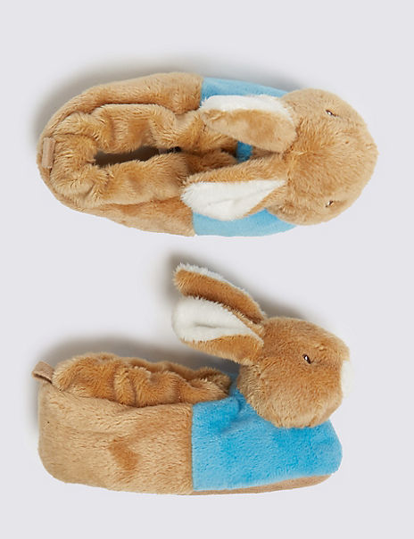Baby Peter Rabbit™ Pram Shoes (0-18 Months)
