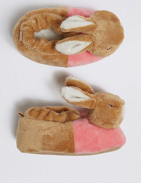Baby Peter Rabbit™ Pram Shoes (0-18 Months)