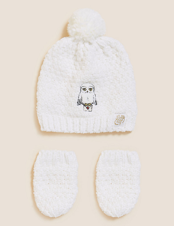 Harry Potter™ Hat and Mittens Set (0-6 Yrs)