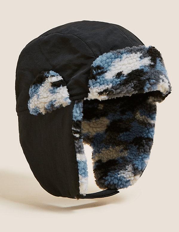 Kids' Camouflage Winter Hat (12 Mths - 13 Yrs)