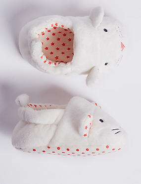 Baby Mouse Plush Pram Shoes