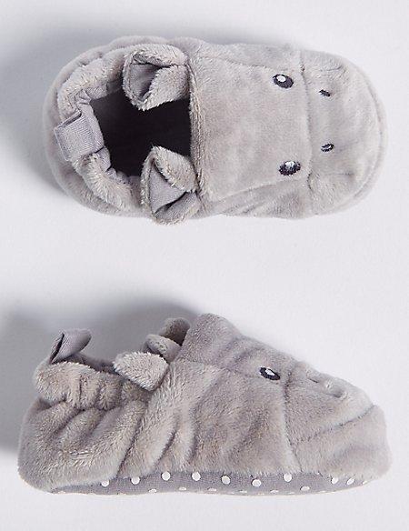 Baby Hippopotamus Pram Shoes