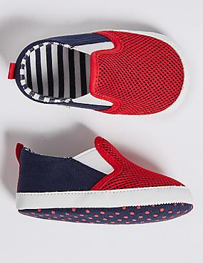 Baby Slip-on Pram Shoes