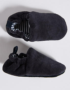 Baby Slip-on Pram Shoes