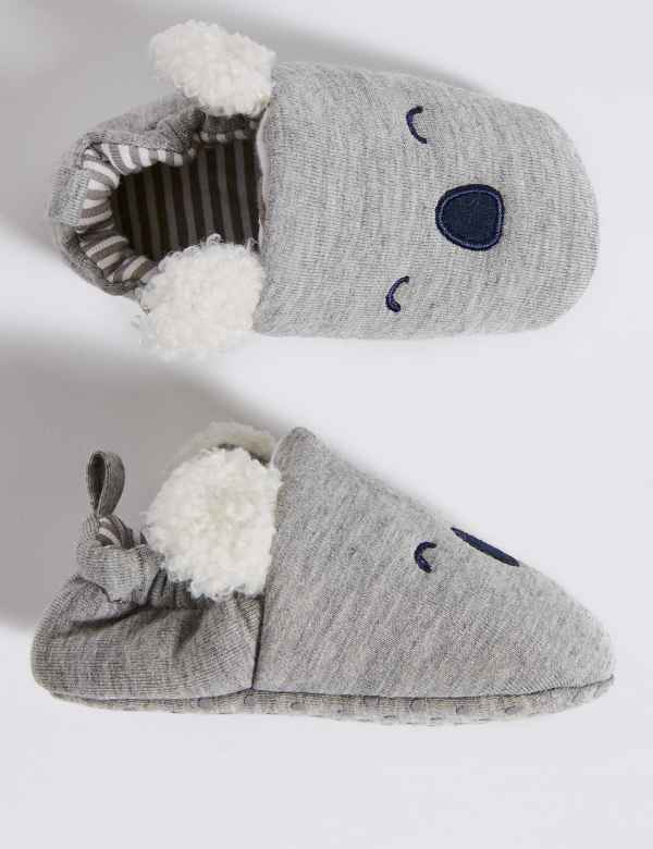 Baby Animal Pram Shoes