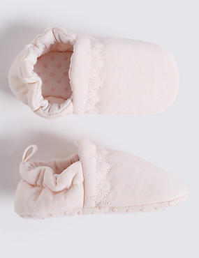 Baby Pull-on Pram Shoes