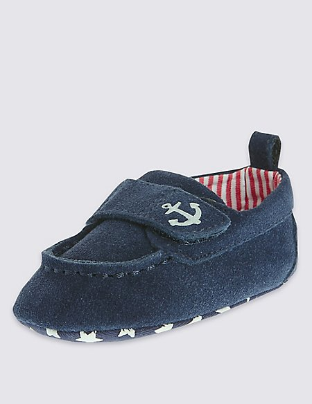 Kids' Riptape Boat Shoes