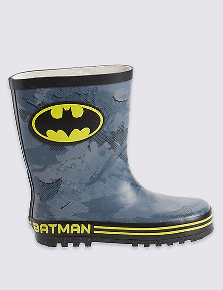 Kids' Batman™ Wellington Boots