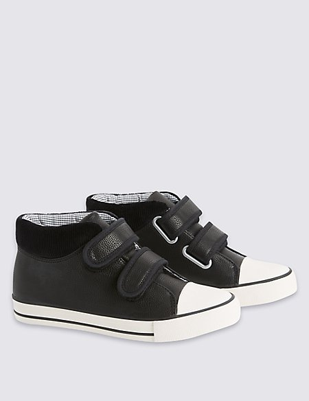 Kids' High Top Trainers