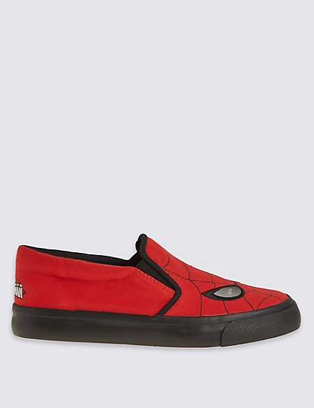 Kids' Spider-Man™ Slip-on Trainer
