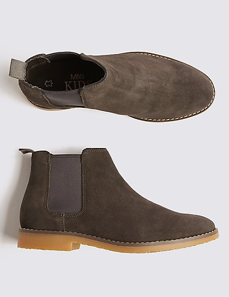 Kids' Chelsea Boots (13 Small - 7 Large)