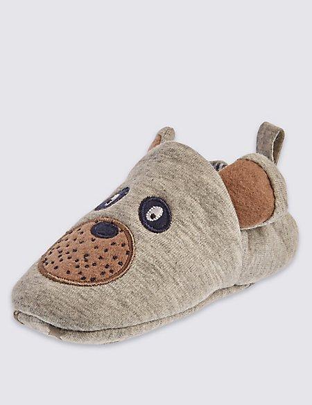 Kids' Slip-on Pram Shoes