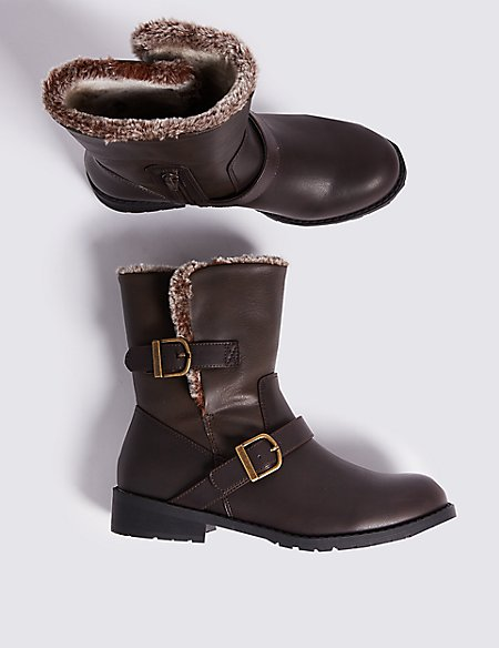 Kids' Ankle Boots (13 Small - 6 Large)