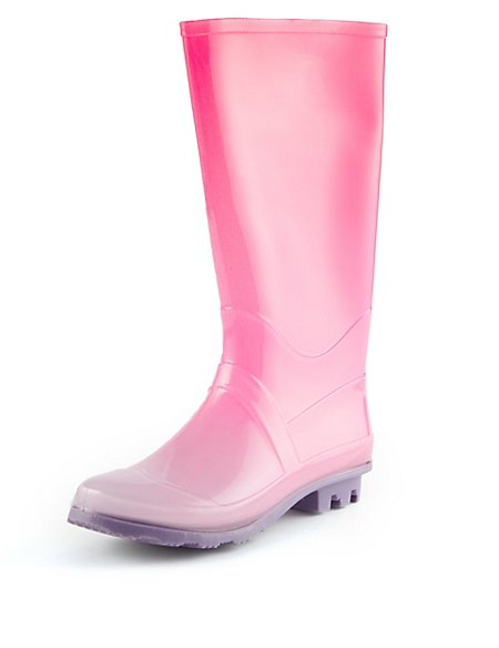 Kids' Ombre Welly Boots