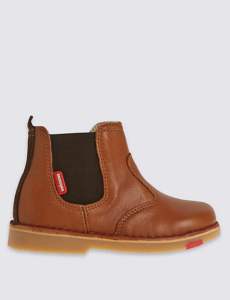 Kids' Walkmates Chelsea Stitch Down Boots