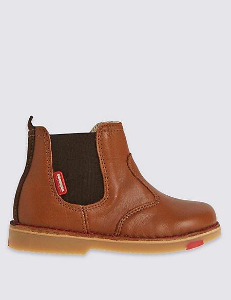 Kids' Walkmates Chelsea Stitch Down Boots