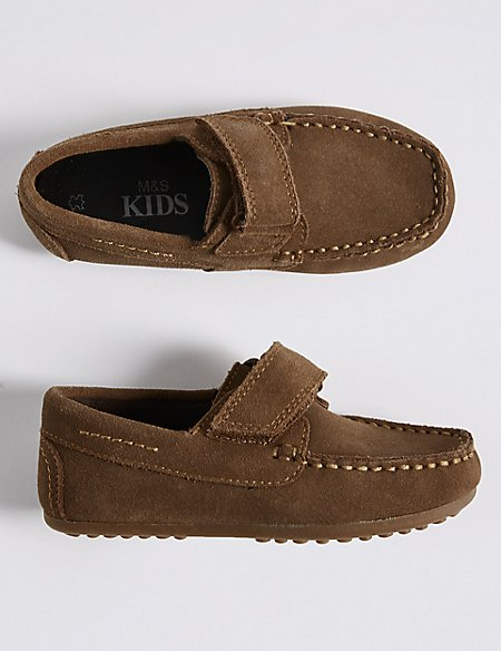 Kids' Driver Riptape Shoes (5 Small - 12 Small)