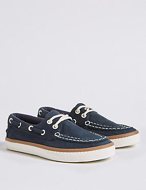 Kids' Freshfeet™ Boat Shoes (5 Small - 12 Small)
