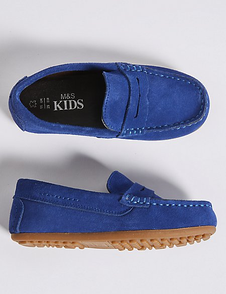 Kids' Driving Shoes (5 Small - 12 Small)