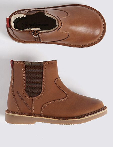 Kids' Walkmates™ Chelsea Boots (4 Small - 11 Small)