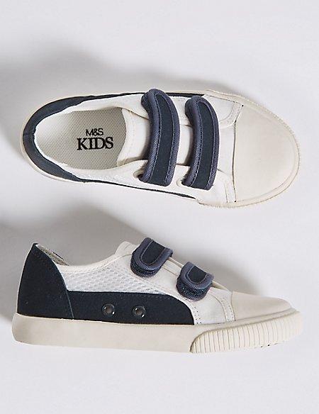Kids' Riptape Freshfeet™ Fashion Trainers (5 Small - 12 Small)