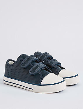 Kids' Trainers with Freshfeet™ (5 Small - 12 Small)