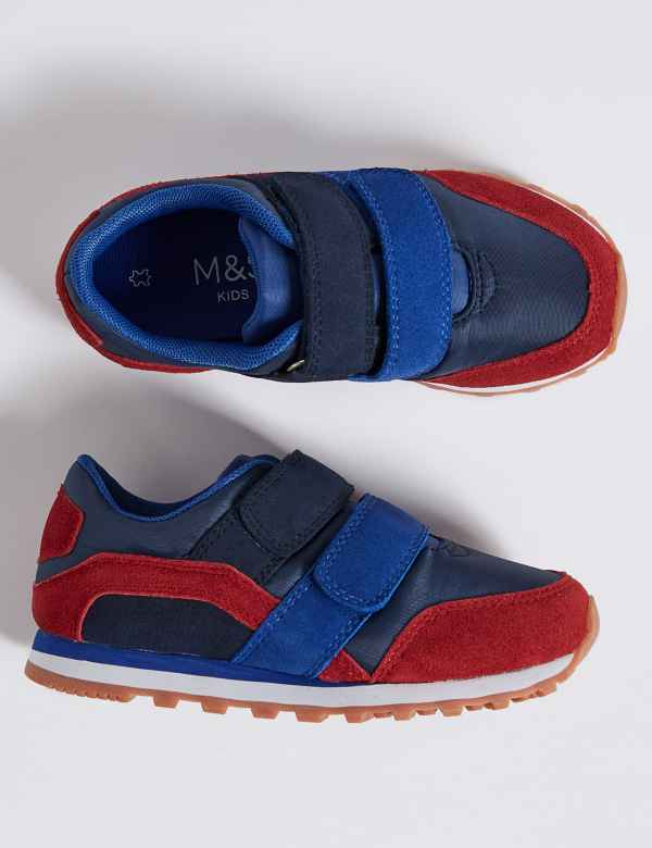 Boys' Shoes Kids' Clothing, Shoes & Accs Marks And Spencer Boys Shoes Size 10 High Quality