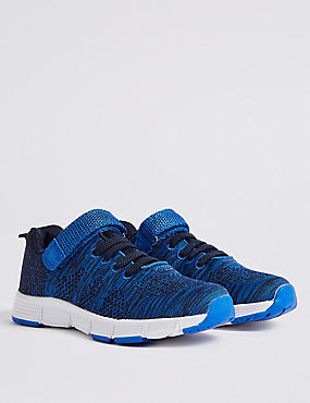 Kids' Knitted Fashion Trainers (5 Small - 12 Small)