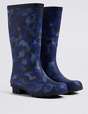Kids' Printed Wellies (13 Small - 7 Large)