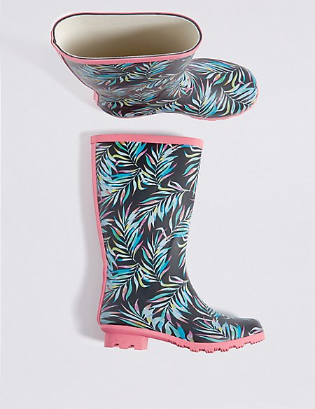 Kids' Printed Wellies (13 Small - 6 Large)