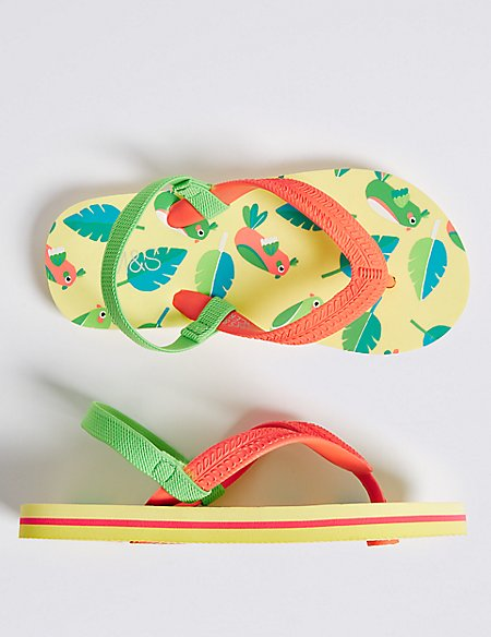 Kids' Flip-flops (5 Small - 12 Small)
