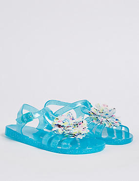 Kids' Jelly Sandals (5 Small - 12 Small)