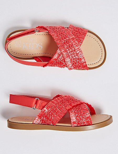 Kids' Riptape Sandals (5 Small - 12 Small)