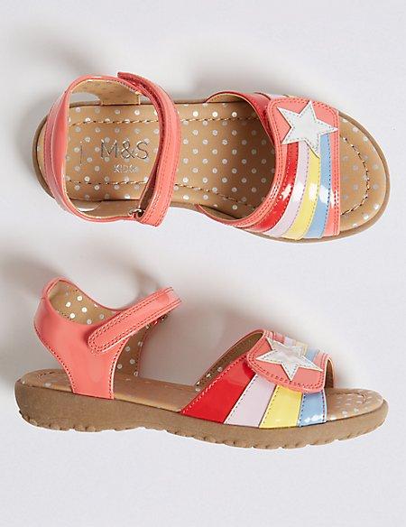 Kids' Rainbow Sandals (5 Small - 12 Small)