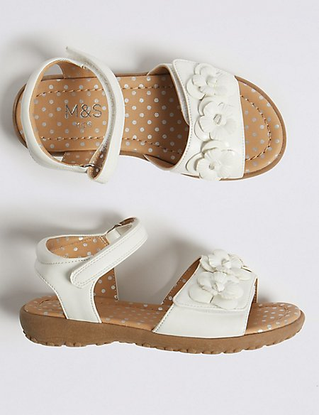 Kids' Flower Sandals (5 Small - 12 Small)