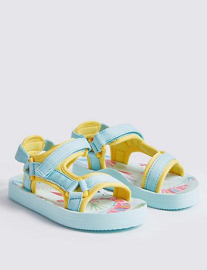 d9f7f7617 Kids  Trekker Sandals (5 Small - 12 Small)