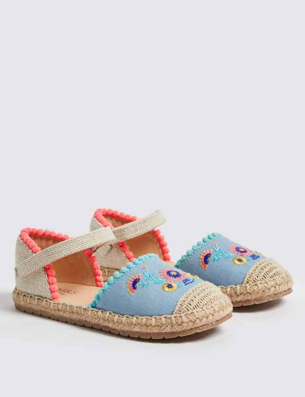b938ce1b424328 Kids  Espadrille Sandals (5 Small - 12 Small)