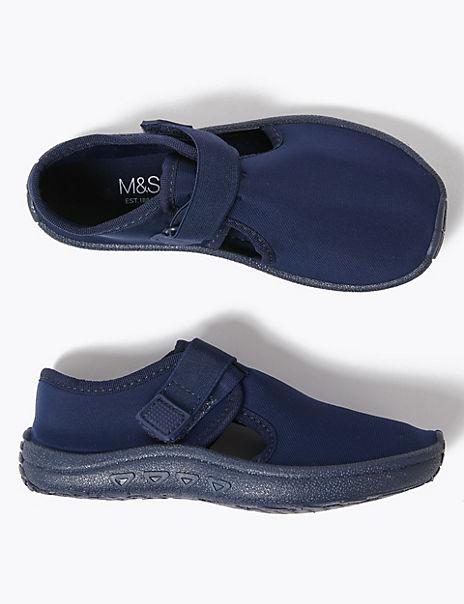 Kids' Riptape Aqua Shoes (5 Small - 12 Small)
