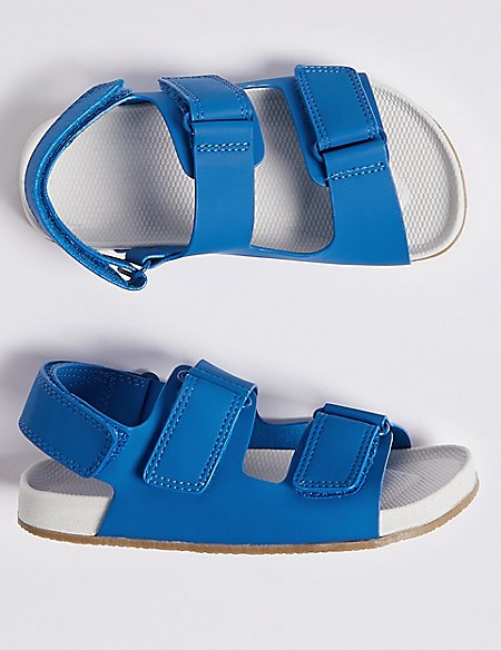 Kids' Double Riptape Sandals (5 Small - 12 Small)