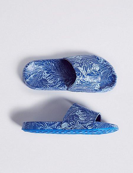 Kids' Pool Slide Slip-on Sandals (13 Small - 7 Large)
